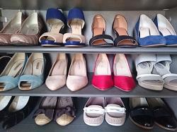 靴選びと脚やせ