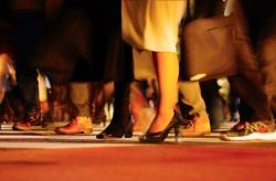 靴選びと歩き方