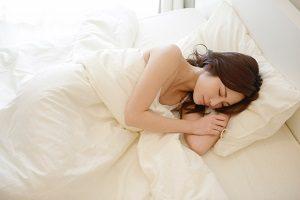 睡眠と脚やせの関係